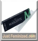 Rolling Papers Mascotte King Size Slim Magnetic Five pack